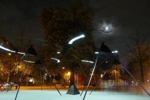 13. Nicky Assmann en Joris Strijbos - Parallel Strata (2018) commissioned by the ZERO foundation, Düsseldorf.